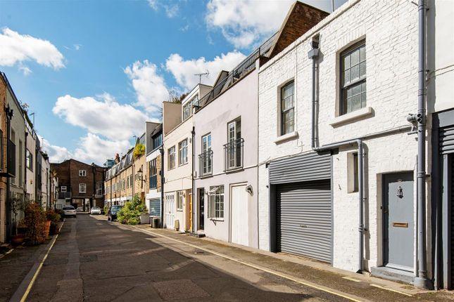 Thumbnail Property for sale in Huntsworth Mews, Marylebone, London