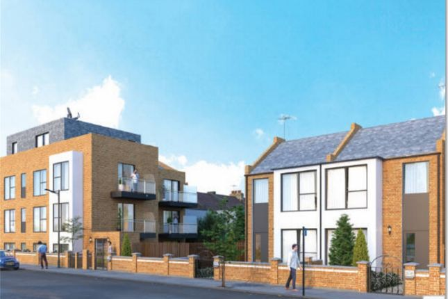 Thumbnail Flat for sale in Ikon III, Elmore Road, Enfield, Greater London
