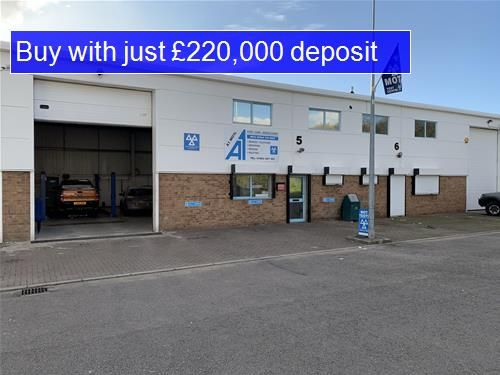 Thumbnail Commercial property for sale in CF3, Rumney, South Glamorgan