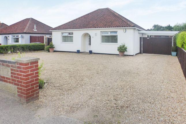 Thumbnail Detached bungalow for sale in Middletons Lane, Hellesdon, Norwich