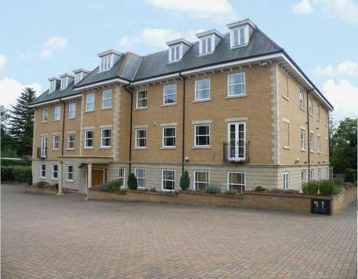Thumbnail Flat to rent in Jubilee Mansions, Longthorpe, Peterborough