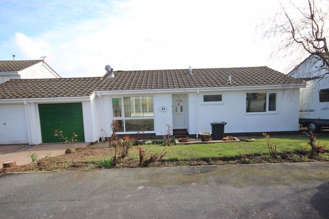 Thumbnail Detached bungalow for sale in Parc Sychnant, Conwy