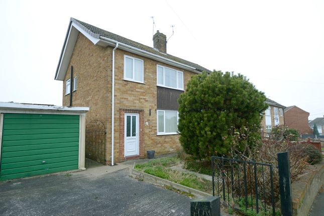 Thumbnail Semi-detached house for sale in Davian Way, Walton, Chesterfield