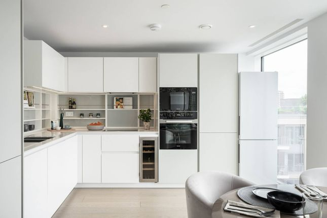 Thumbnail Flat for sale in Lockgate Road, Imperial Wharf, London