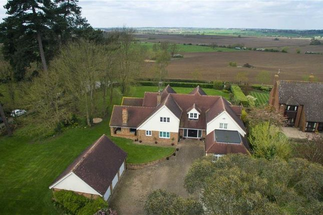 Thumbnail Detached house for sale in Mentmore, Leighton Buzzard