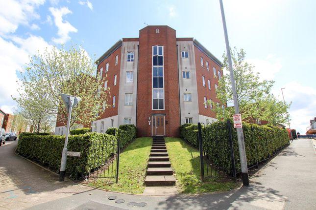 Thumbnail Flat to rent in Bretby Court, Greenhead Street, Burslem, Stoke On Trent