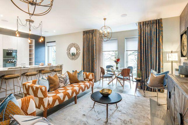 Thumbnail Flat for sale in Plot 84 - Park Quadrant Residences, Glasgow