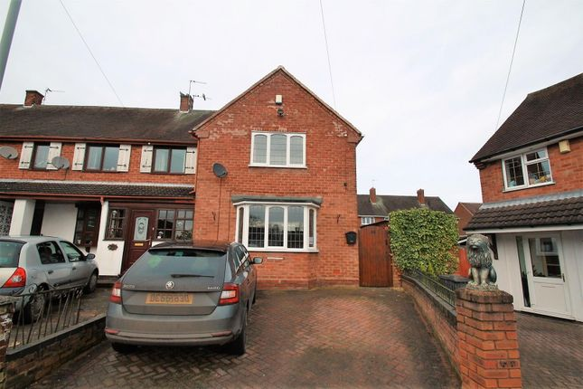 Thumbnail Terraced house to rent in Coppice Close, Essington, Wolverhampton
