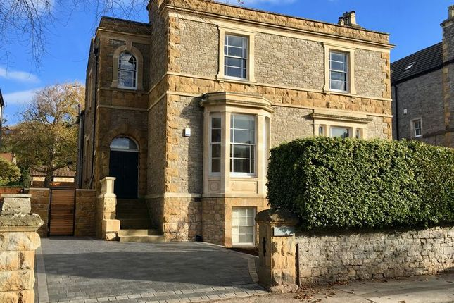 Thumbnail Detached house for sale in Linden Road, Clevedon