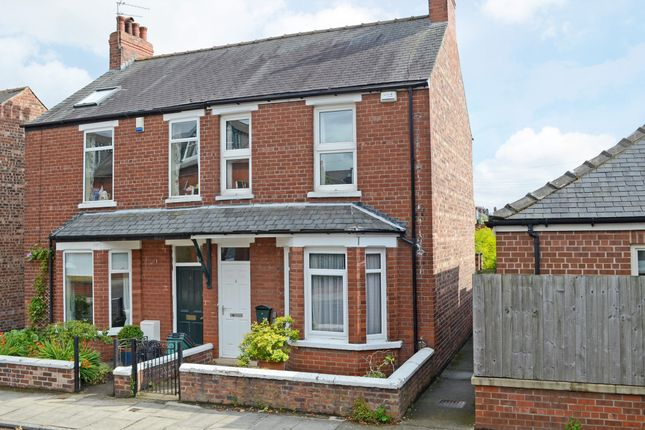 Thumbnail Semi-detached house for sale in Cameron Grove, York