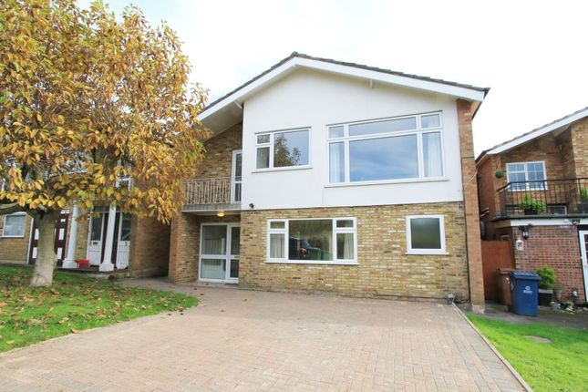 Thumbnail Detached house to rent in White Craig Close, Pinner
