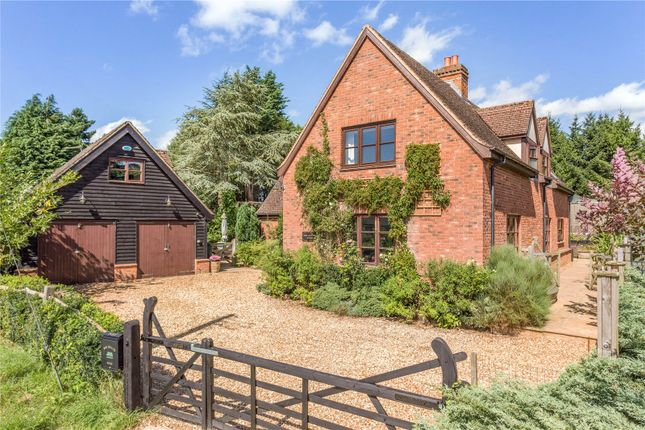 Thumbnail Detached house for sale in Wappenham Road, Syresham, Brackley, Northamptonshire