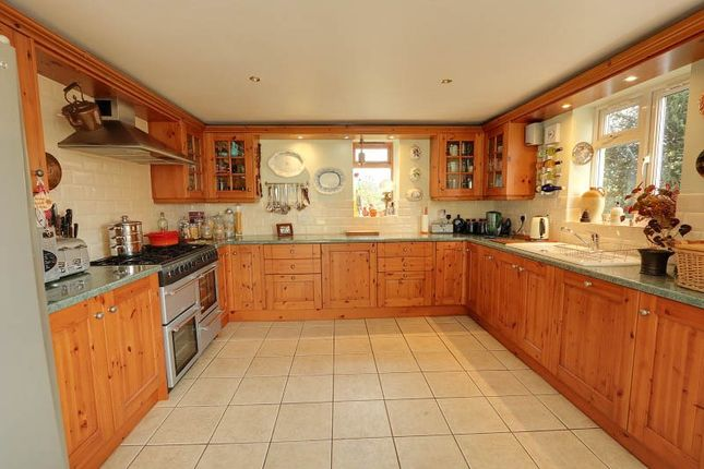 Kitchen of With 1 Bed Annex, Church Lane, Alvington, Lydney, Gloucestershire. GL15