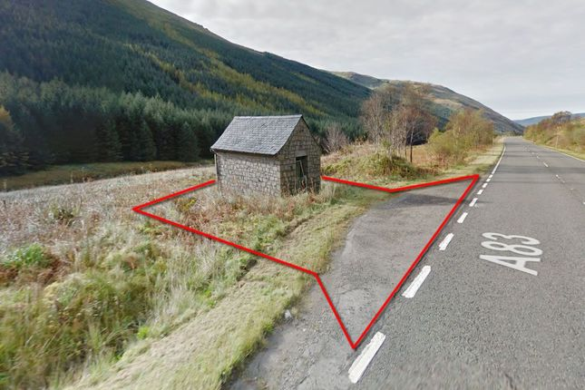 Land for sale in Old Military Road, Former Telephone Exchange, Glen Kinglass, Argyll And Bute PA268Bq PA26