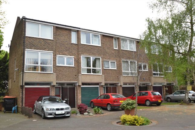 Thumbnail Town house to rent in Deena Close, Queens Drive, London
