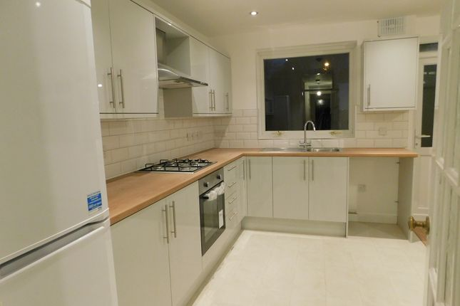Thumbnail End terrace house to rent in Charles Grinling Walk, London