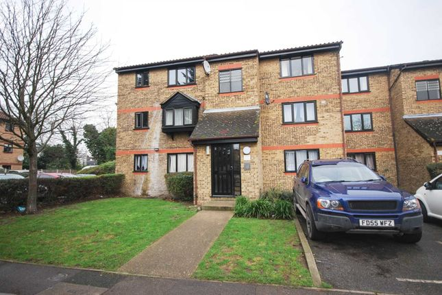 Thumbnail Studio to rent in Litchfield Court, Ghandi Close, Walthamstow