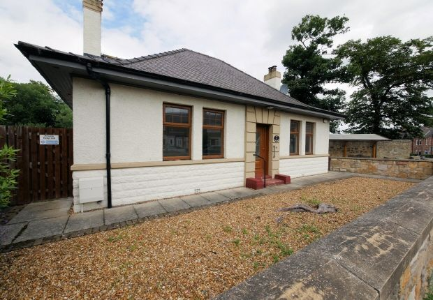 Thumbnail Bungalow to rent in Stoneyhill Farm Road, Musselburgh