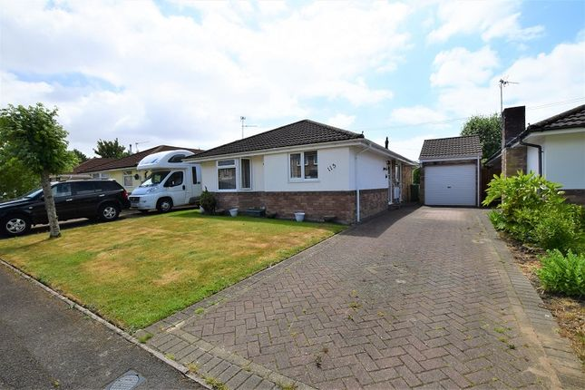 Thumbnail Detached bungalow for sale in Silver Birch Close, Whitchurch, Cardiff.