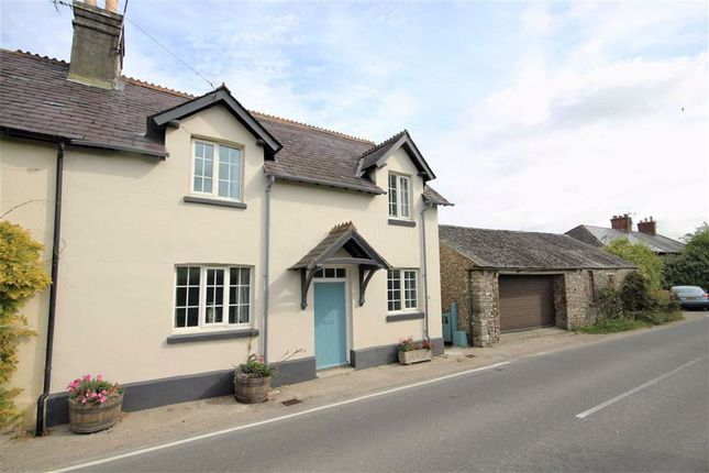 Thumbnail Semi-detached house for sale in Lower Waterston, Dorchester, Dorset