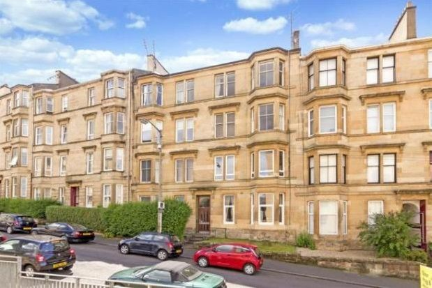 Thumbnail Flat to rent in Oban Drive, Glasgow