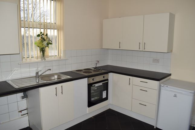 Thumbnail Flat to rent in New Chester Road, Liverpool