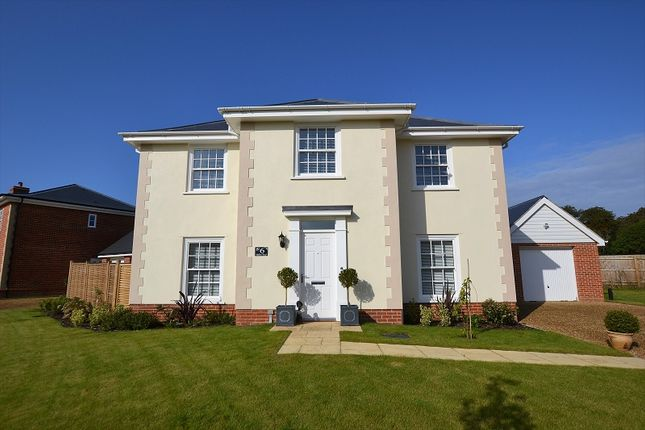 Thumbnail Detached house for sale in Moffett Road, Swanton Morley, Dereham, Norfolk.