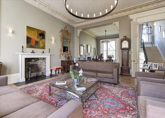 Terraced house for sale in Ladbroke Gardens, Notting Hill, London