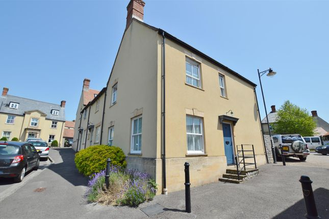 Thumbnail Semi-detached house for sale in Greenfield Walk, Midsomer Norton, Radstock