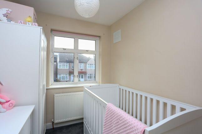 Bedroom Three of Carew Road, Mitcham, Surrey CR4