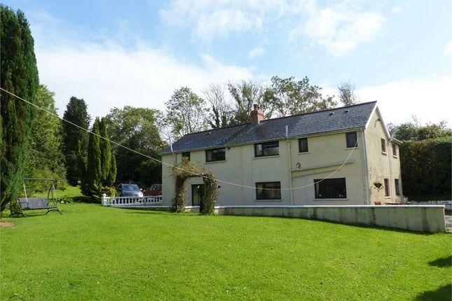 Thumbnail Detached house for sale in Old Llanharan Road, Pencoed, Bridgend, Mid Glamorgan