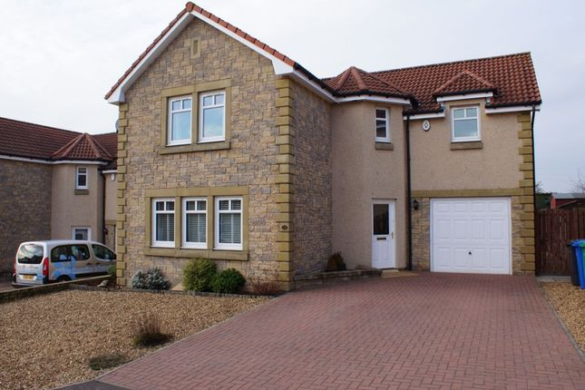 4 bed detached house for sale in Fernlea Drive, Windygates, Leven