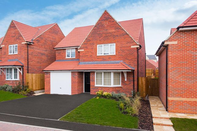 "Thumbnail Detached house for sale in ""Harrogate"" at Stanley Close, Corby"