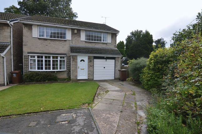 Thumbnail Detached house to rent in Denton Gardens, Ackworth, Pontefract