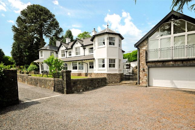 Thumbnail Equestrian property for sale in Heol Y Parc, Pentyrch, Cardiff