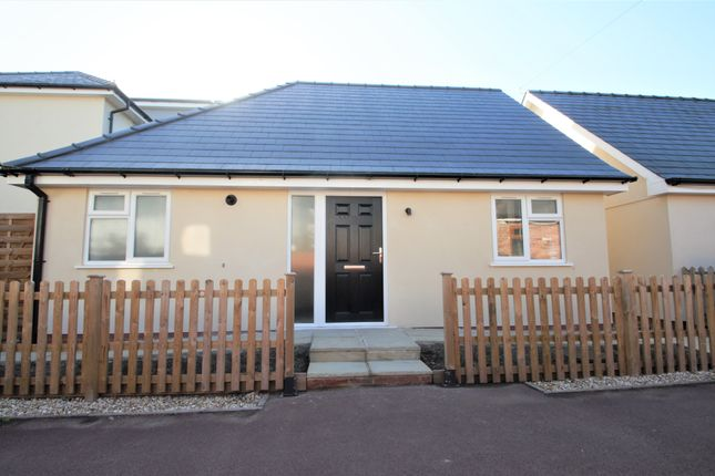 Thumbnail Detached bungalow for sale in Grafton Lane, Grafton, Hereford