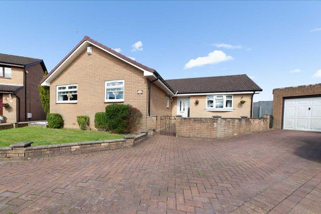Thumbnail Bungalow for sale in Diana Quadrant, Motherwell