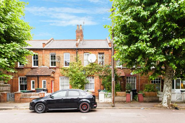 Thumbnail Terraced house for sale in Moselle Avenue, Wood Green
