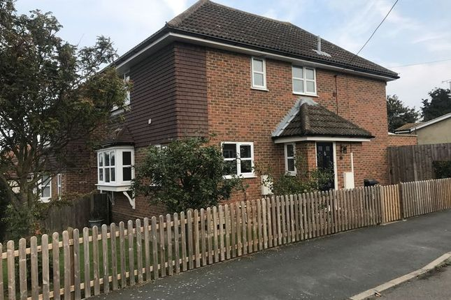 Thumbnail Detached house for sale in Ash Road, Hawley, Dartford