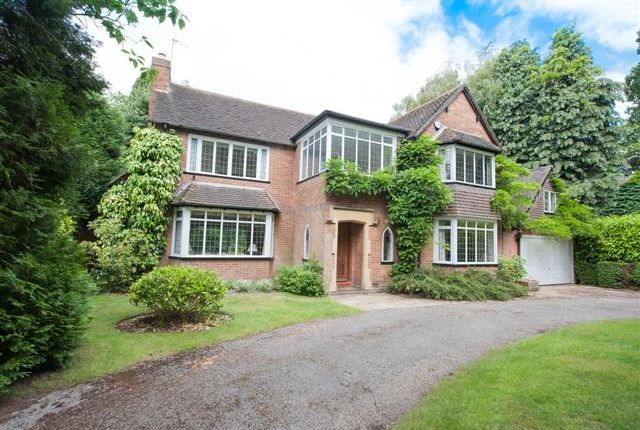 Thumbnail Detached house for sale in Talbot Avenue, Little Aston, Sutton Colfield