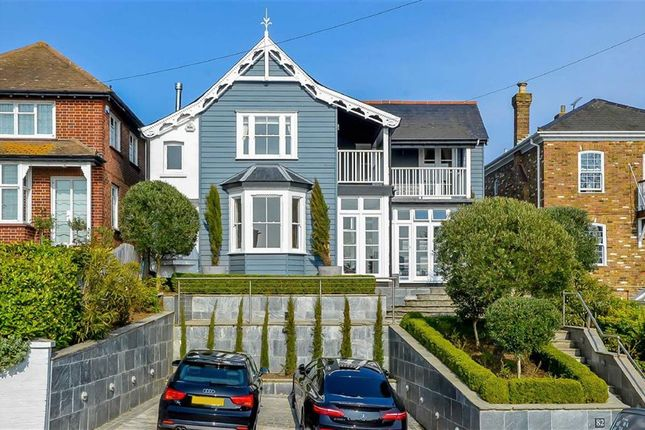 Thumbnail Detached house for sale in Leigh Hill, Leigh-On-Sea, Essex