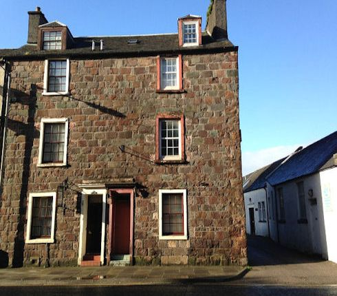 Thumbnail End terrace house for sale in Longrow, Campbeltown