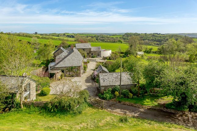 Thumbnail Detached house for sale in Trematon, Saltash, Cornwall