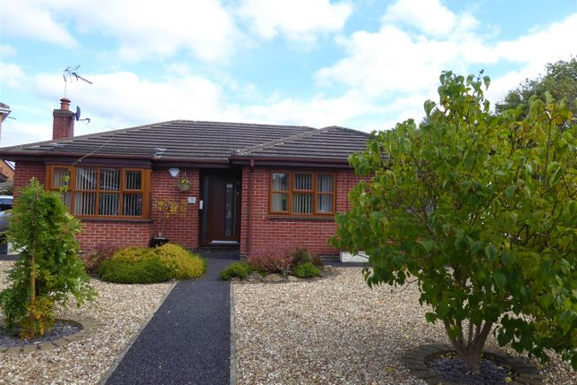 Thumbnail Detached bungalow for sale in Bushy Close, Long Eaton, Nottingham