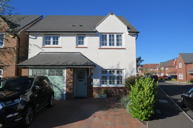 Thumbnail Detached house for sale in Gardeners View, Hardingstone, Northampton