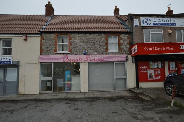 Retail premises for sale in High Street, Worle, Weston-Super-Mare