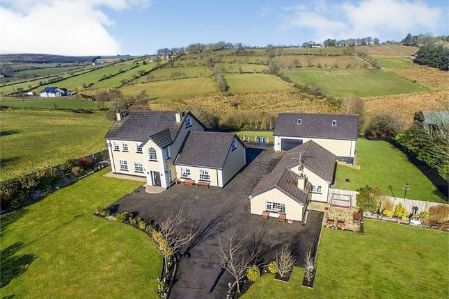 Thumbnail Detached house for sale in Muldonagh Road, Claudy, Londonderry