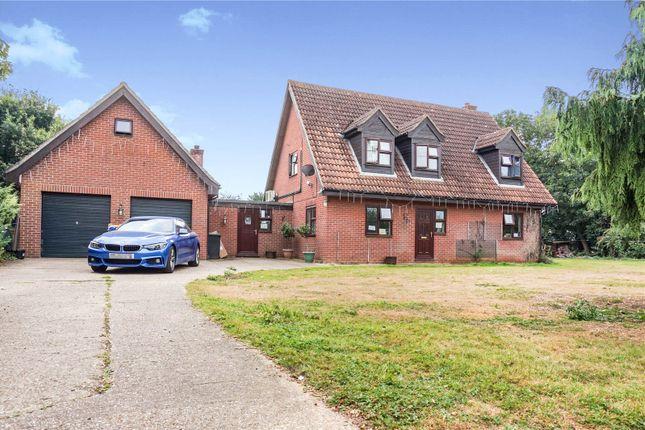 Thumbnail Land for sale in Nicks Lane, Brome, Eye, Suffolk