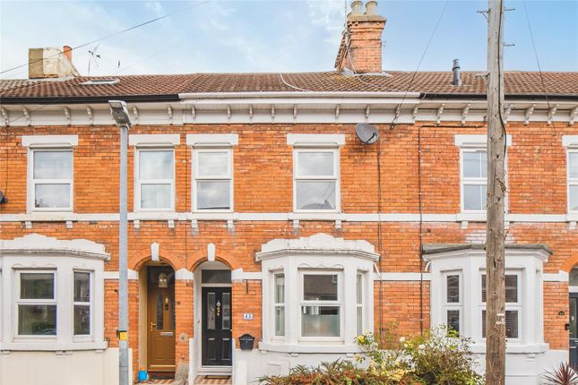 3 bed terraced house for sale in Dixon Street, Old Town, Swindon, Wiltshire SN1