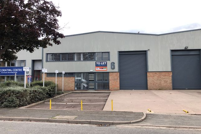 Thumbnail Industrial to let in Unit 6, Eastern Avenue Trading Estate, Gloucester